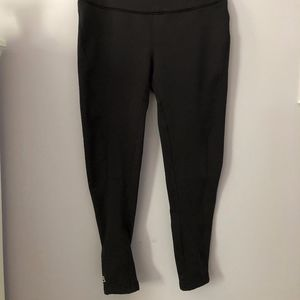 Avalanche Fleece Lined Athletic Pants - Size Large